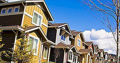 Gli Stili Di Casa Più Popolari Negli Stati Uniti