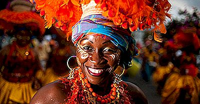 Pays Les Plus Peuplés Des Caraïbes
