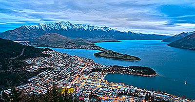 Las Islas Más Pobladas De Nueva Zelanda