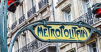 Movimientos A Lo Largo De La Historia - Art Nouveau