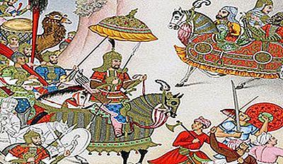 Die Mogul-Dynastie: Geschichten Der Kaiser, Die Das Reich Errichteten Und Zerstörten