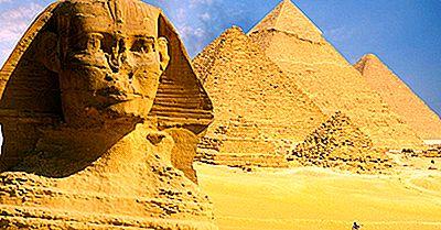 Mysterier I Egypt: Hvem Bygget Den Store Sfinxen Av Giza?