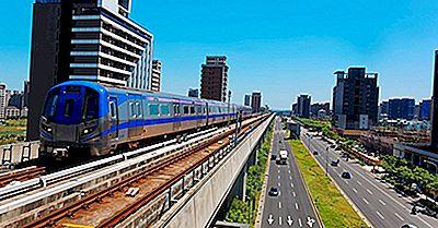 Los Sistemas De Metro Más Nuevos En El Mundo