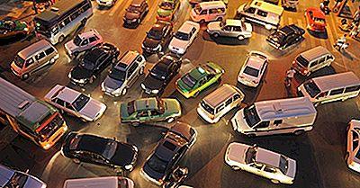 Numero Di Incidenti Automobilistici In Cina, Per Anno