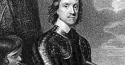 Oliver Cromwell - Leaders Mondiaux De L'Histoire