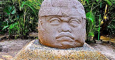 Olmec Folk I Antikk Mexico