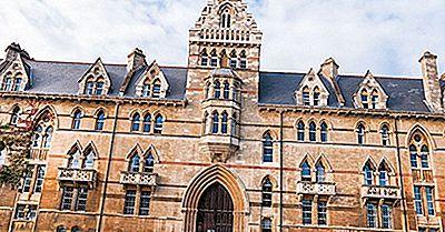 Universidade De Oxford - Instituições Educacionais Ao Redor Do Mundo