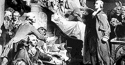 Patrick Henry - Viktiga Siffror I Vår Historia