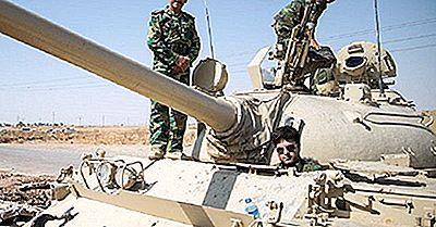 Peshmerga Del Kurdistán Iraquí