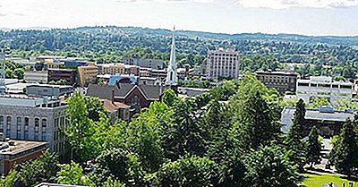 Población De Salem, Oregon