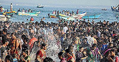 Befolkningen I Sri Lanka