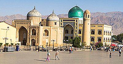 Religião No Tajiquistão: Fatos Importantes E Figuras