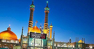 Religiöse Überzeugungen Und Freiheiten Im Iran