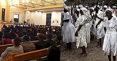 Credenze Religiose Ad Haiti