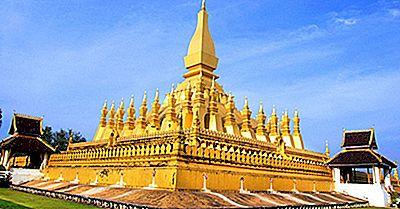 Le Credenze Religiose In Laos