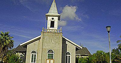 Religiösa Troenden I Nauru