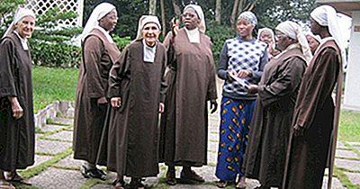 Religiøse Overbevisninger I Republikken Congo (Brazzaville)