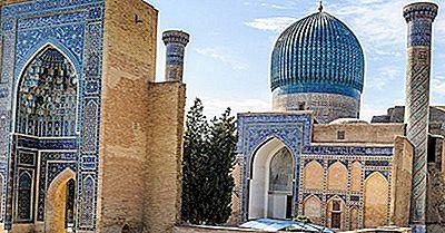 Creencias Religiosas En Uzbekistán