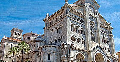 Den Religiøse Sammensætning Af Monaco