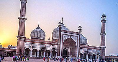 Religiösa Sammansättning Av Sydasiatiska Länder