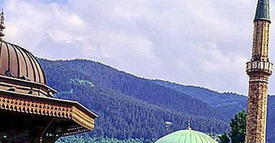 Religiöse Demographie Von Bosnien Und Herzegowina
