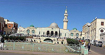 Fé Religiosa E Perseguição Na Eritreia
