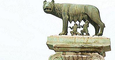 Il Regno Romano: 753 Bce A 509 Bce