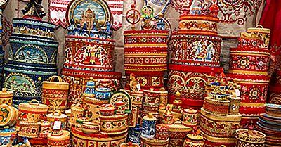 Cultura Russa, Costume E Tradizioni