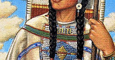 Sacagawea: Cifras Importantes En La Historia De Estados Unidos