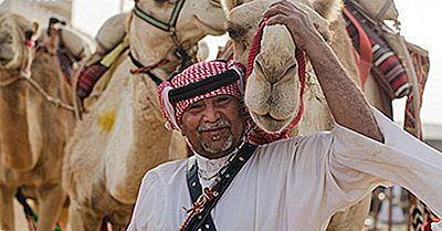 Grupos Étnicos Y Nacionalidades De Arabia Saudita