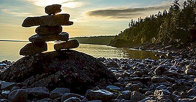 Las Seis Áreas Culturales De Canadá