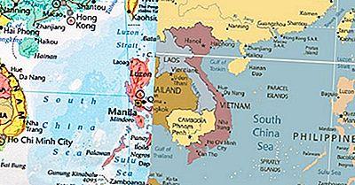 Sydkinesiska Havet - Territoriella Konflikter Och Tvister