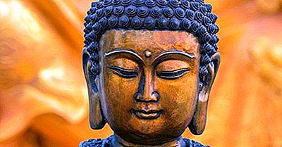 Países Do Sudeste Asiático Onde O Budismo É A Religião Da Maioria