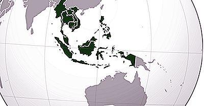 Südostasiatische Nationen: Größen, Hauptstädte Und Bevölkerungsgruppen