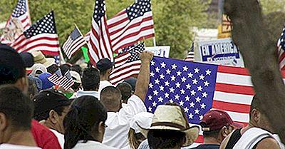 États Avec La Plus Grande Population D'Immigrants Illégaux