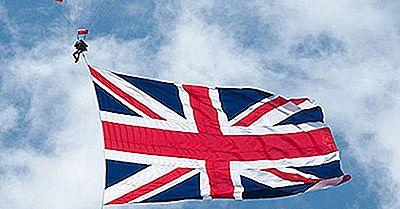 Union Jacks Historia: Storbritanniens Nationella Flagga