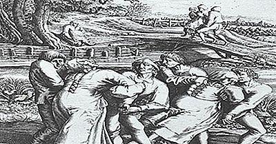 La Plaga Del Baile De Estrasburgo De 1518: Cuando Las Personas Bailaron Hasta Su Muerte