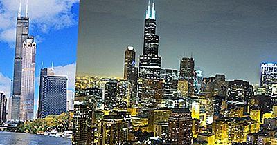 Edifícios Mais Altos Em Chicago