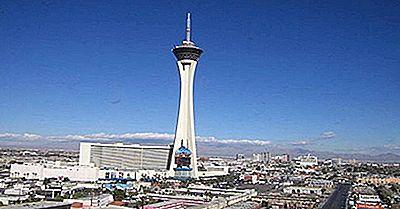 Les Plus Hauts Bâtiments De Las Vegas