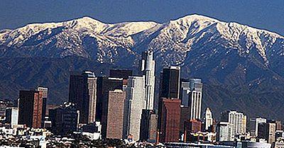 Edifícios Mais Altos Em Los Angeles
