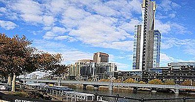 Edifícios Mais Altos Em Melbourne
