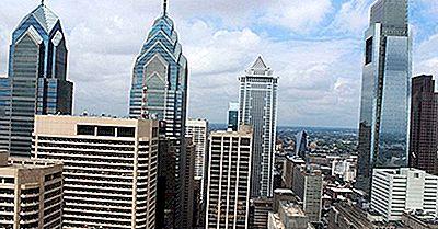 Los Edificios Más Altos De Filadelfia