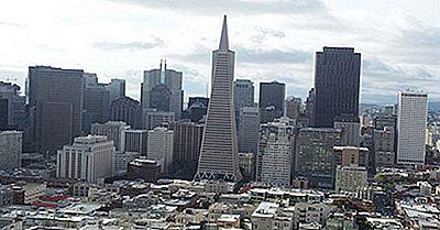 I Più Alti Edifici A San Francisco