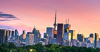 De Højeste Bygninger I Toronto