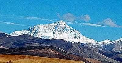 Les Plus Hautes Montagnes Du Népal