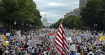 Il Movimento Politico Del Tea Party