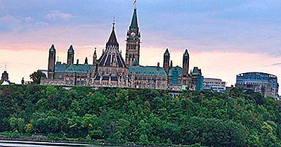 Les Trois Niveaux De Gouvernement Au Canada