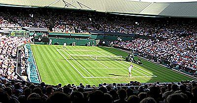 Cele Mai Bune Țări Câștigătoare La Wimbledon
