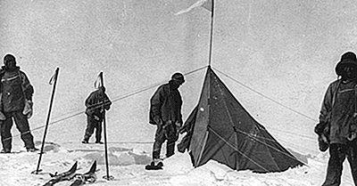 The Tragic Race To The South Pole: Chi Ha Vinto E Chi Ha Perso?