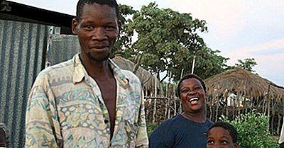La Gente Tswana Del Sur De África